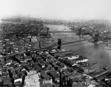 Мосты на Ист-Ривер в Нью-Йорке - Андерхилл, Ирвинг