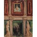 Интерьер. 1836 - Ротко, Марк