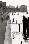 Новый фундамент, Венеция, 1959 - Ронис, Вилли