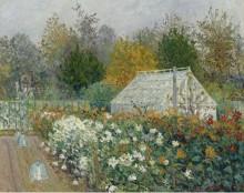 Осенние цветы, 1902 - Мофра, Максим
