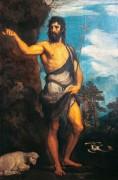 Иоанн Креститель - Тициан Вечеллио