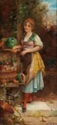 Продавщица фруктов - Зацка, Ханс