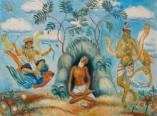 Декорация в индийском стиле - Глакенс, Уильям
