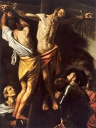 Мученичество святого Андрея - Караваджо, Микеланджело Меризи да