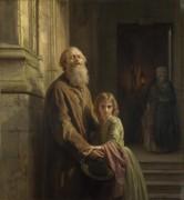 Слепой нищий - Дикманс, Иосиф Лаврентий