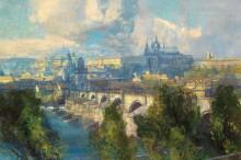 Старый город, Прага - Сетелик, Ярослав