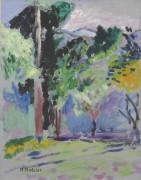 Пейзаж в Коллиуре - Матисс, Анри