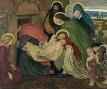 Погребение Христа - Браун, Форд Мэдокс