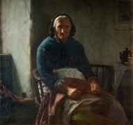Старая корнуэльская женщина - Лэнгли, Уолтер