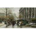 Площадь Мадлен в Париже - Гальен-Лалу, Эжен