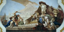 Суд Соломона - Тьеполо, Джованни Баттиста