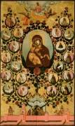 Древо государства Московского (Похвала Богоматери Владимирской) - Ушаков, Симон