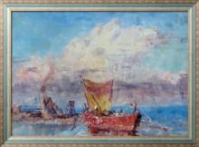 В Коломбо, 1907 - Хассам, Фредерик Чайлд