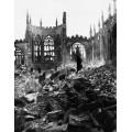 Собор Ковентри собор после воздушного налета