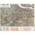 План города Киева. 1913