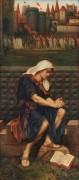Бедный человек, спасший город - Морган, Эвелин де