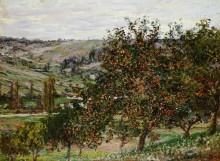 Яблони близ Ветея - Моне, Клод