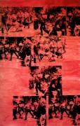 Красные расовые беспорядки (trouble Racial Rouge), 1963 - Уорхол, Энди