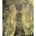 Солдаты, кающиеся в соборе,1893 - Энсор, Джеймс