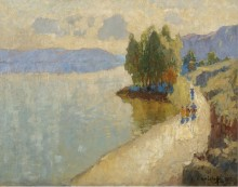 По озеру, 1933 - Горбатов, Константин