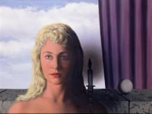 Невежественная фея или портрет Анны-Марии Кроут - Магритт, Рене