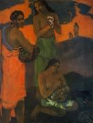 Материнство, 1899 - Гоген, Поль