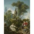 Этапы любви - Свидание - Фрагонар, Жан Оноре