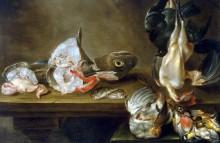 Рыба и битая дичь - Адриансен, Александр