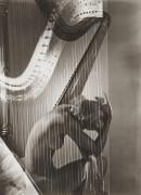 Лиза с арфой, Париж, 1939 - Хорст, П. Хорст