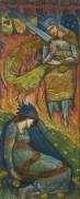 Спящая дева среди огня - Соломон, Симеон