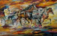 Мчащаяся колесница - Афремов, Леонид (20 век)