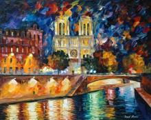 Собор Парижской Богоматери - Афремов, Леонид (20 век)