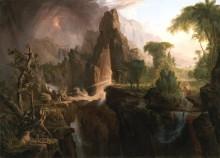 Изгнание из рая - Коул, Томас