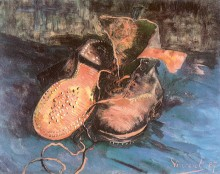 Пара ботинок - Гог, Винсент ван
