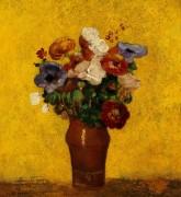 Цветы - Редон, Одилон