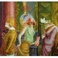 Три проститутки на улице - Дикс, Отто