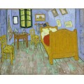 Спальня Винсента в Арле (Vincent's Bedroom in Arles), 1889 - Гог, Винсент ван