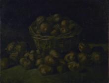 Корзина картофеля (Basket of Potatoes), 1885 02 - Гог, Винсент ван