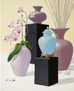 Вазы и орхидея - Сарноф, Артур