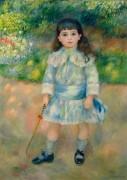 Ребенок с кнутиком - Ренуар, Пьер Огюст