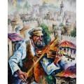 Скрипач - Афремов, Леонид (20 век)