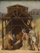 Поклонение пастухов - Роберти, Эрколе де