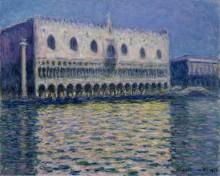 Палаццо Дукале, 1908 - Моне, Клод