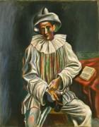 Пьерро - Пикассо, Пабло