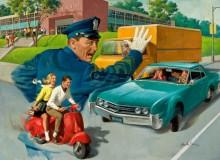 Как избежать дорожного столкновения - Сарноф, Артур