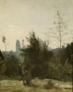 Замок Пьерфон - Коро, Жан-Батист Камиль