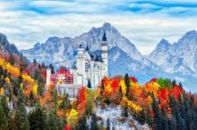 Замок в Германии - Сток