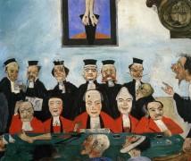 Хорошие судьи, 1891 - Энсор, Джеймс