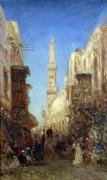 Улица в Каире -  Зим, Феликс