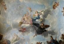 Образы королевского величия, бессмертия и расцвета искусств - Уасс, Рене-Антуан